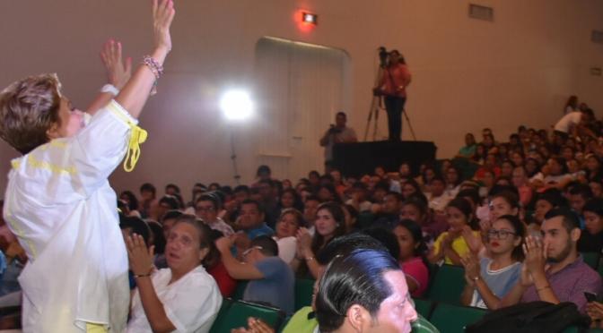 Elevaremos a Dirección la Coordinación de Salud actual: Ady García