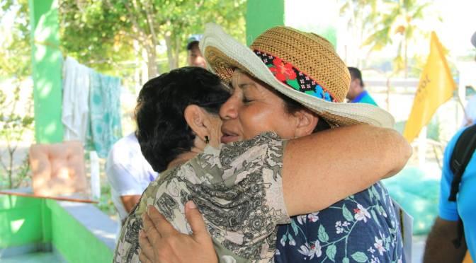 Estamos contigo Anita Castellanos: paraíseños