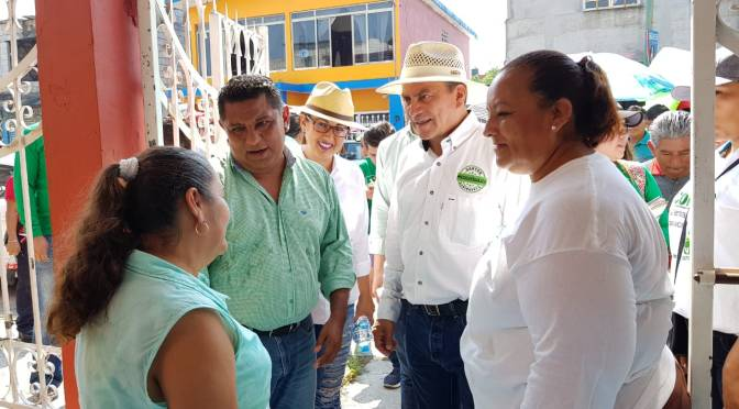 Reverdecerá Nacajuca con Socorro Chaires