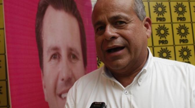 La mejor propuesta para Tabasco la encabeza Gerardo Gaudiano: Juan José Peralta