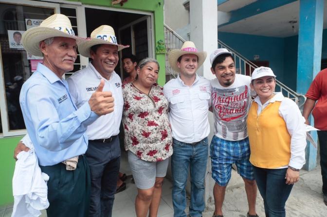 Se invertirá inmediatamente en seguridad para que habitantes gocen de paz: Gerardo Gaudiano