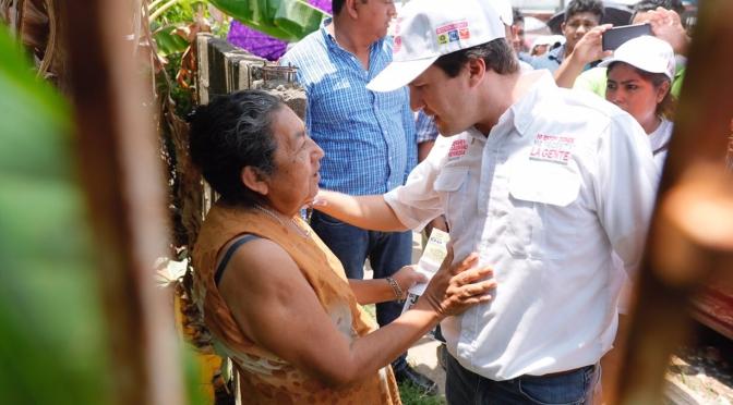 Las mujeres tendrán todo el apoyo de mi gobierno: Gerardo Gaudiano