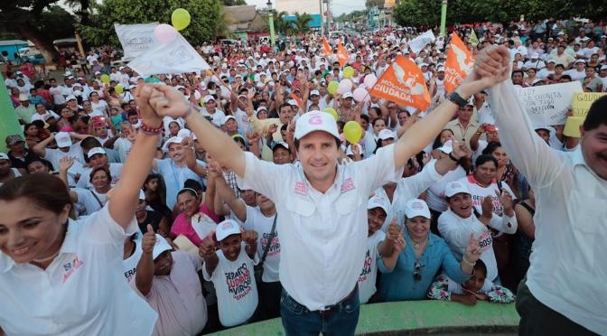Recuperaremos la paz y la tranquilidad, afirma Gerardo Gaudiano