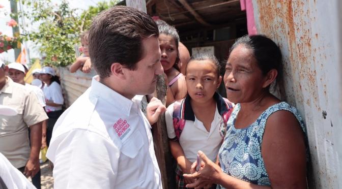 """Soy el presidente municipal que más obra ha hecho en Centro"""": Gaudiano Rovirosa"""