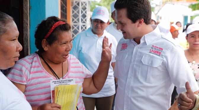 Con la propuesta Tabasco 3.0 habrá empleo y seguridad: Gerardo Gaudiano
