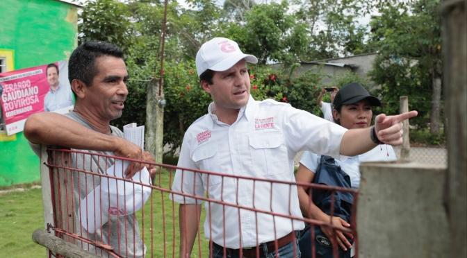El Plan Chontalpa será más productivo y seguro: Gaudiano