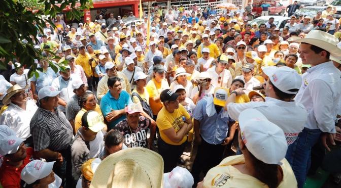 Se impulsará el campo, la ganadería y el desarrollo de Huimanguillo: Gerardo Gaudiano