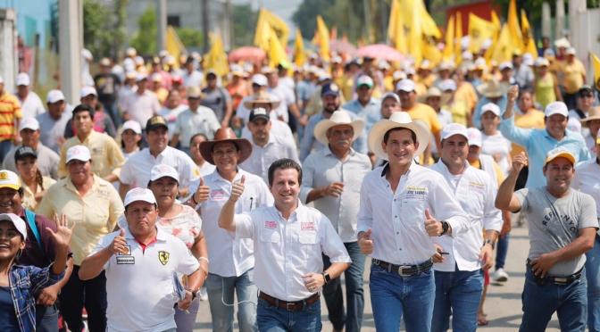 En Huimanguillo se desarrollará el Polo de Desarrollo Forestal y Agroindustrial, asegura Gaudiano