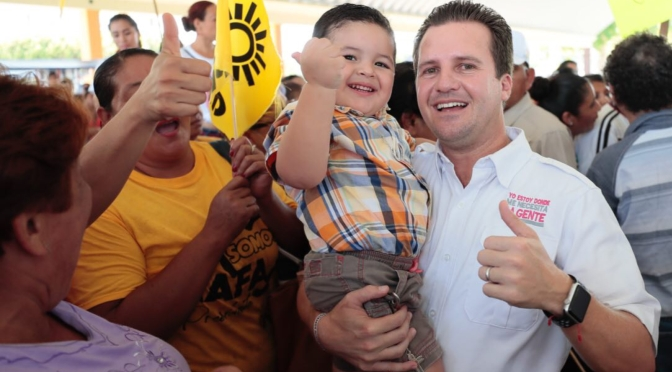 Generaré más de 400 mil empleos en Tabasco, asegura Gaudiano Rovirosa