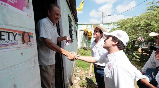 Un Tabasco de prosperidad para todos, propone Gaudiano Rovirosa