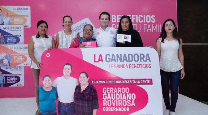 En Tabasco, ninguna mujer sufrirá algún tipo de violencia, yo seré el primero en defenderla: Gerardo Gaudiano