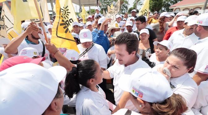 Centro será uno de los municipios más seguros del país: Gerardo Gaudiano