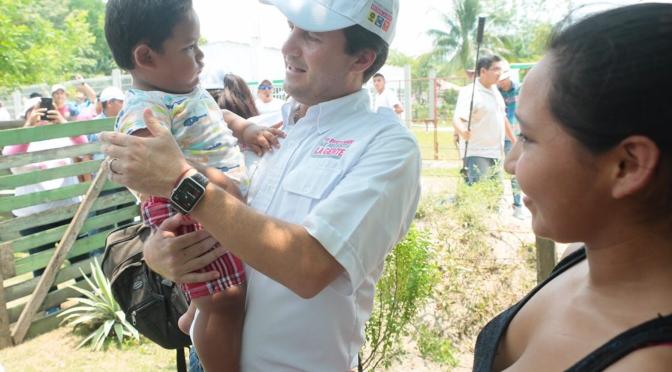 Detonaremos el empleo en Cunduacán, asegura Gaudiano Rovirosa