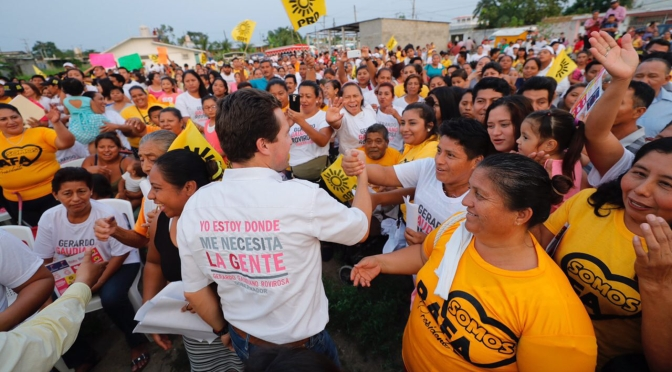 Tabasco será un estado energético para México: Gerardo Gaudiano