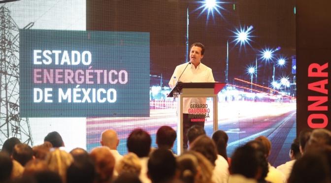 Gobernaré Tabasco desde donde me necesite la gente: Gerardo Gaudiano