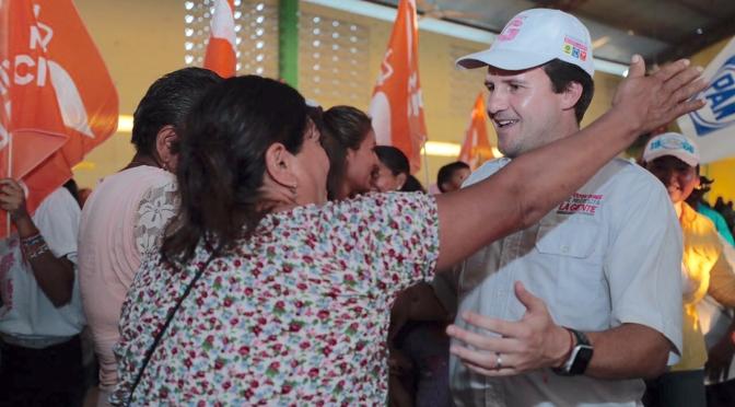 La elección es de personas no de partidos: Gerardo Gaudiano