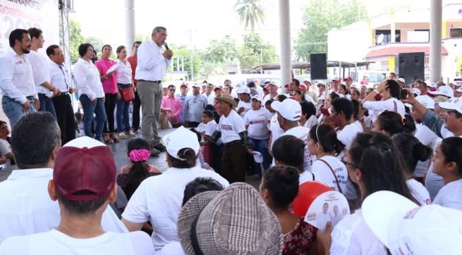 Pemex será recíproco con tabasqueños: Adán Augusto