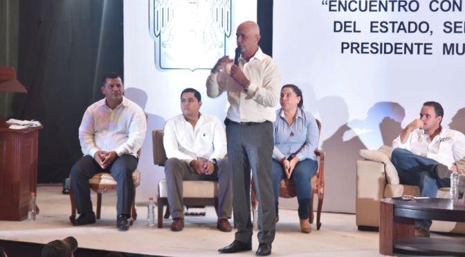 Ofrece Mier y Terán que universidades deTabasco realicen proyectos al Ayuntamiento