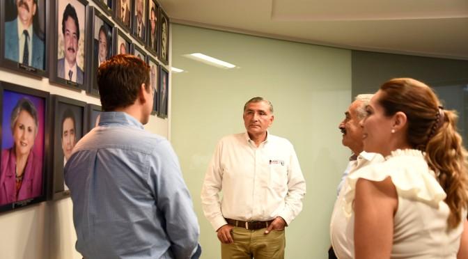 Tabasco será capital del sector energético del país: Adán Augusto