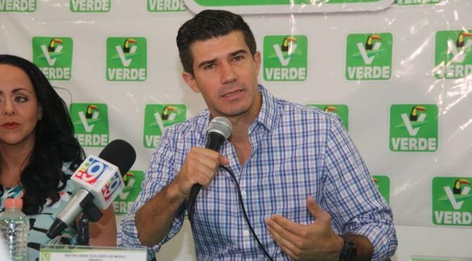Pena de muerte a delincuentes: Partido Verde