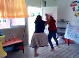 Investiga SETAB agresión en jardín de niños de Macuspana