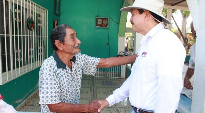 Programas sociales para recomponer tejido social: Evaristo Hernández