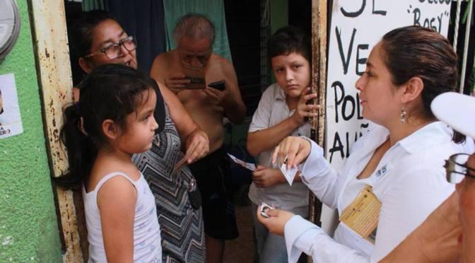 Mi compromiso es legislar para todos: Violeta Caballero