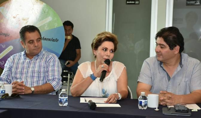 Villahermosa será un verdadero desarrollo turístico: Ady García
