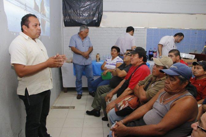 Capacita Centro a recolectores de basura en Derechos Humanos y Medio Ambiente Sano