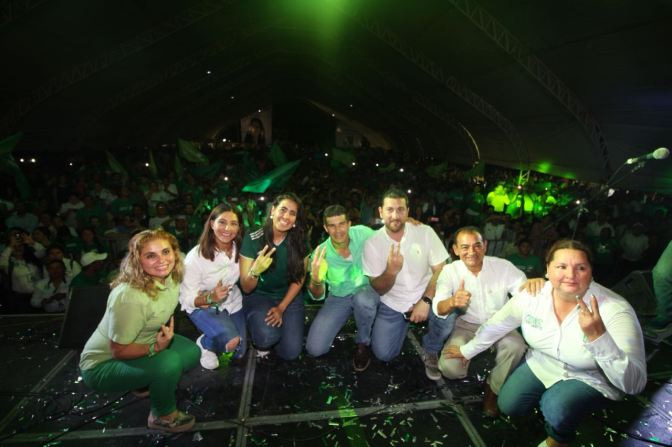 El compromiso de los Verdes es con Tabasco: Federico Madrazo