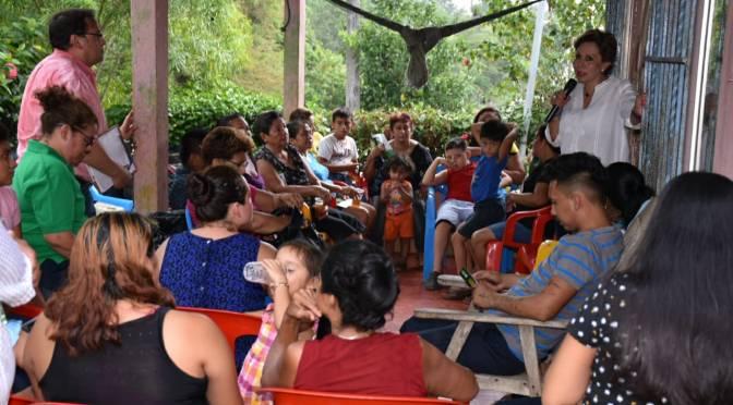 Centro será un municipio seguro y próspero: Ady García