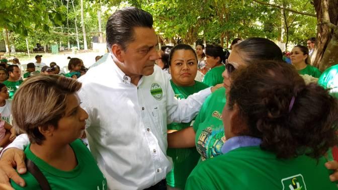 Queremos un Tabasco seguro, próspero y unido: Cantón
