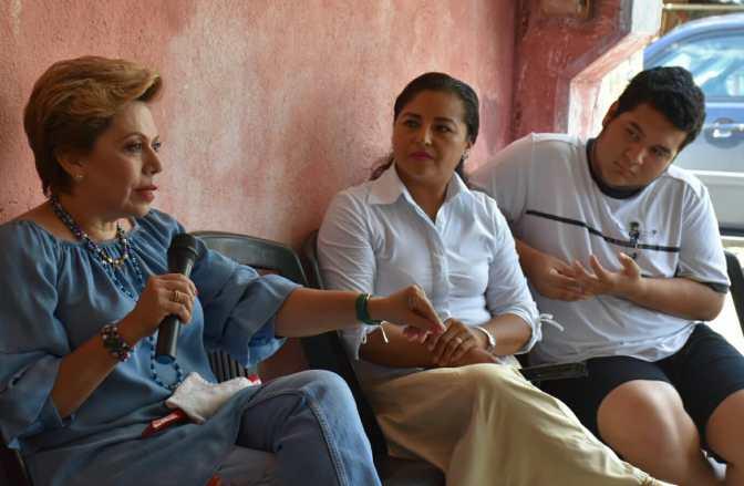 El pueblo tiene oportunidad de elegir gobernantes honestos: Ady García