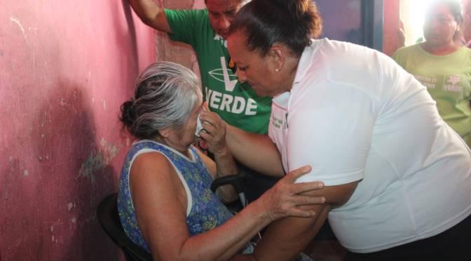 Los pueblos indígenas tendrán toda mi atención: Socorro Chaires