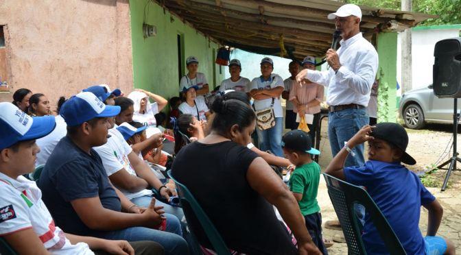 Ofrece Mier y Terán rastro municipal en Centro