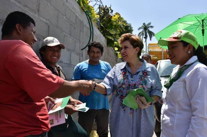Mi compromiso será trabajar  con honestidad: Ady García