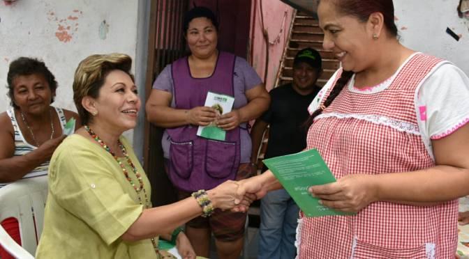 Combatiremos con firmeza la delincuencia: Ady García