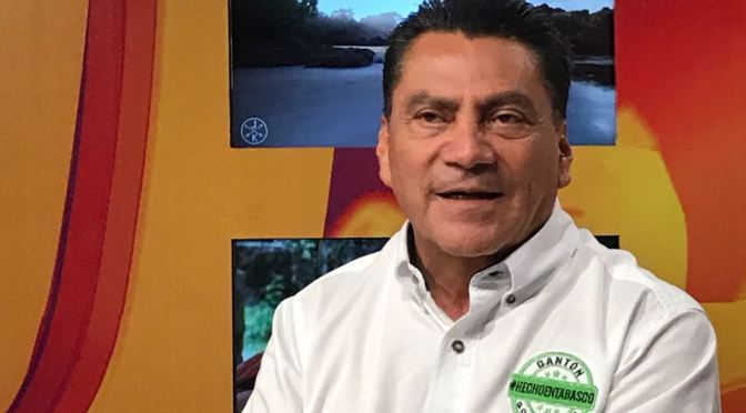 Hay que dejar a la gente que decida con su voto: Oscar Cantón