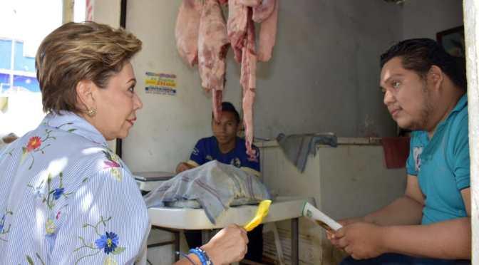 Mujeres, jóvenes y sociedad civil, llevarán a Ady García a la presidencia de Centro