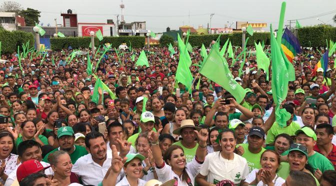 Voten por un mejor Tabasco: Pico Madrazo