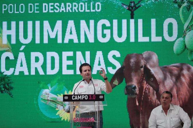 Tendremos un nuevo amanecer este primero de julio, la gente votará por nuestro proyecto: Gaudiano