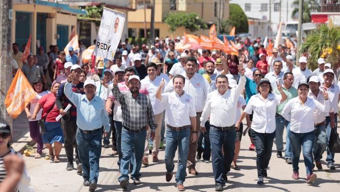Tabasco tendrá trato justo en materia de hidrocarburos con la Federación, afirma Gaudiano Rovirosa