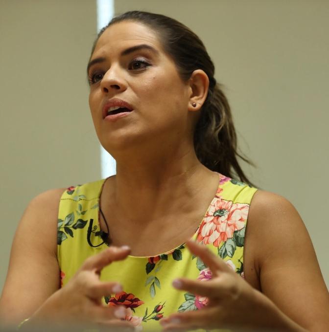 El tema de la seguridad debe verse como un problema multicausal: Eunice Rendón