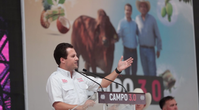 Vamos a ganar todos, va a ganar Tabasco, trabajaremos juntos con la gente, afirma Gerardo Gaudiano