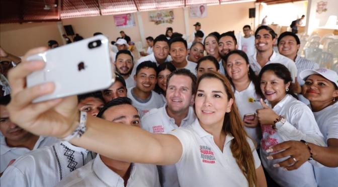 Empleo, educación y deporte para los jóvenes en mi gobierno: Gerardo Gaudiano