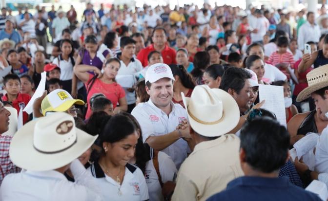 Resolveré el problema de seguridad en Tabasco, asegura Gaudiano Rovirosa