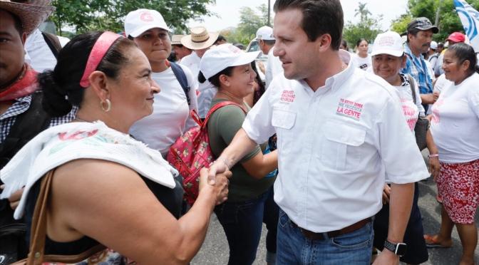 Protegeré el patrimonio de las familias tabasqueñas: Gerardo Gaudiano