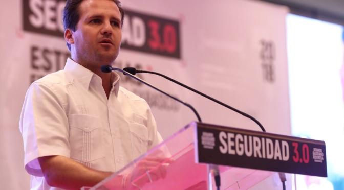Más seguridad para Tabasco con instituciones fuertes, policías mejor pagados y trabajando en prevención: Gaudiano