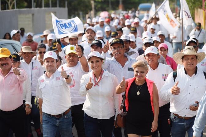 Devolveremos la confianza de la gente, con un gobierno de resultados: Gerardo Gaudiano