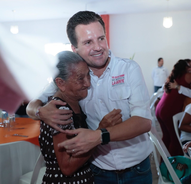 Desde el primer día trabajaré para que Tabasco sea un estado seguro asegura Gaudiano Rovirosa